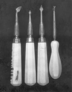Paul Revere's Dentistry Tools