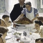 The Freedom from Want – A Thanksgiving Image