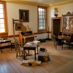 George Washington's Library Fines