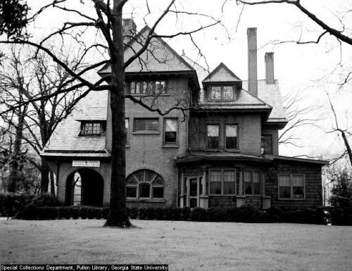 William Greene Raoul mansion via Georgia State Photo Archive