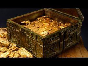 A Tale of Treasure - Lisa Land Cooper -